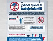 Campaña: Día contra el trabajo infantil