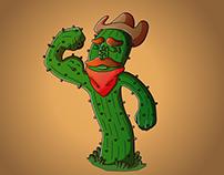 Xerife do Deserto - Ilustation