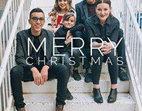 Perez Christmas Card