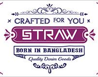 Straw Jeans