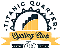 Corporate Identity – Titanic Quarter Cycling Club