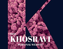 Prof Khosravi Website