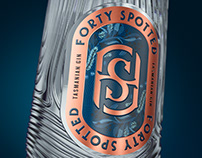 Forty Spotted Tasmanian Gin