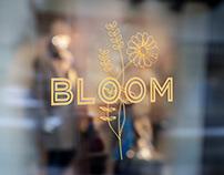 Bloom Florist Branding