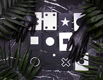 Board game art direction