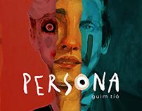 Persona - Guim Tió // Identidade Visual e Expografia