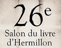 Salon du livre d'Hermillon - 26ème édition.