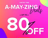 Amazing Deals | SALE EDM