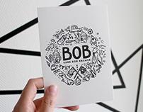 Baby Bob's birth announcement