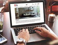 Deco Home Web Design