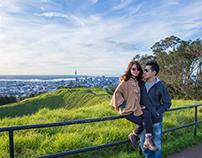 Prewedding Albert & Jori at New Zealand
