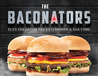 The Baconators Burger