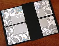 Catálogo Folder Wedgwood - Estácio
