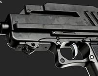 DC17 Blaster Pistol