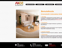 Web design - Ande