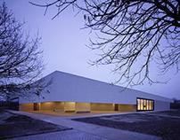 Crematorium Heimolen, Belgium, 1° prize