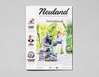 """Magazin """"Neuland"""" - Gartenkunst"""