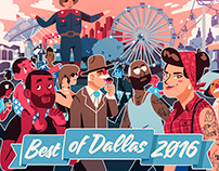 Best of Dallas 2016