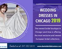 Wedding Dresses in Chicago 2019