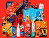 Русский брендинг от «Терминал дизайн»