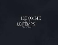 L'Homme & le Temps - V1