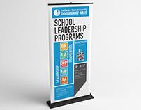 School Leadership Program - Branding