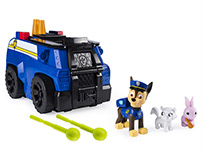 Paw Patrol - Chase's Ride 'N' Rescue