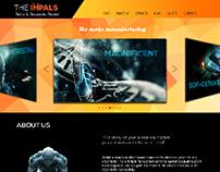 WebPage Sample Design