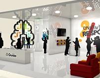 III. Guião / design de ambientes: stand