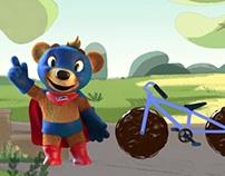 Timi Bear Adventures TVC