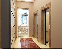 Corridor.Renessans Palace