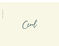 CCOOL - ART GALLERY & RESTAURANT BRAND DESIGN