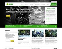 Website: Empaquetaduras Darrow