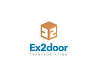 Ex2Door / Branding