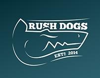 RUSHDOGS crew logo