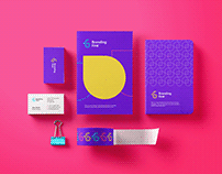 Branding First Logo & Identity Design