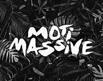 MOTi MASSiVE FONT