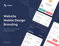 YOPAY — Crypto Wallet & POS Terminal