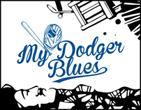My Dodger Blues