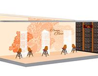 Exhibition space-design