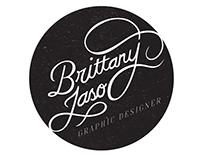 Brittany Jaso Logo
