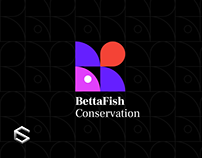 Betta Fish Conservation Logo