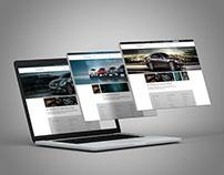 Lexus Redesign