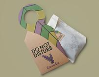 Do Not Disturb - Herbal Packaging