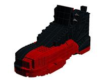 LEGO Air Jordan 12