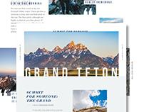Big City Mountaineers Grand Teton Climb PDF