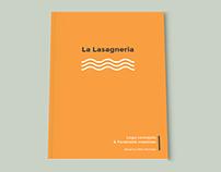 La Lasagneria | brand identity concept