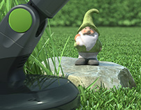 GTech Garden Products CGI Animation