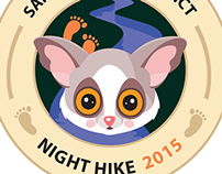 Night Hike Scouts Badge 2015