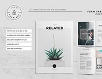 Relevant - Minimal Portfolio